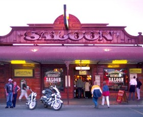 Bojangles Saloon and Dining Room - Tourism Gold Coast