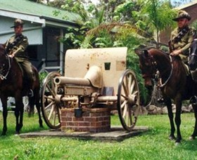 Second/Fourteenth Light Horse Regiment QMI Museum - Tourism Gold Coast