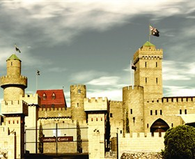 Sunshine Castle Bli Bli - Tourism Gold Coast