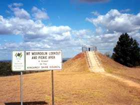 Mount Wooroolin - Tourism Gold Coast