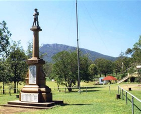 Maroon State School War Memorial - Tourism Gold Coast