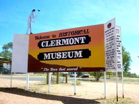 Clermont Historical Centre and Museum - Tourism Gold Coast