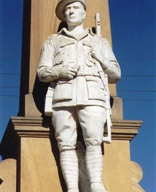 Beaudesert War Memorial - Tourism Gold Coast