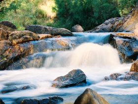 Crows Nest Falls - Tourism Gold Coast