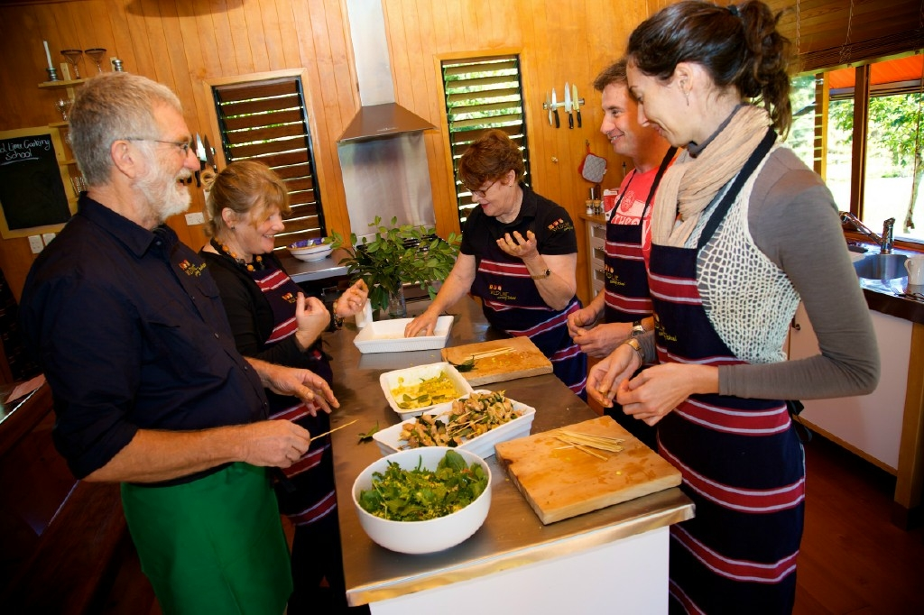 Wild Lime Cooking School - Tourism Gold Coast