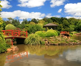 Japanese Gardens - Tourism Gold Coast
