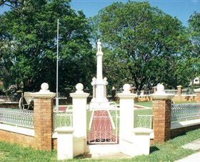 Boonah War Memorial and Memorial Park - Tourism Gold Coast