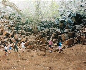Undara Volcanic National Park - Tourism Gold Coast