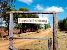 Copperfield Store and Chimney - Tourism Gold Coast