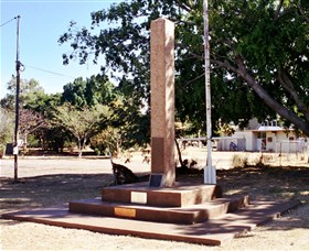 Mount Isa Memorial Cenotaph - Tourism Gold Coast