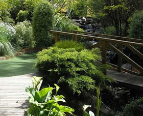 Grampians Adventure Golf MOCO Gallery  Cafe - Tourism Gold Coast