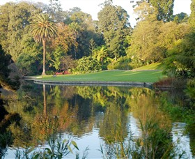 Royal Botanic Gardens Melbourne - Tourism Gold Coast