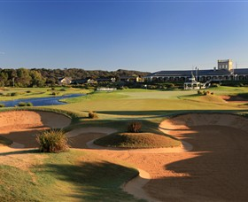 Eagle Ridge Golf Course - Tourism Gold Coast
