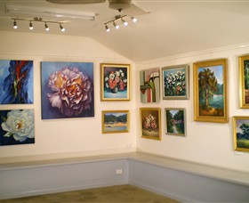 Ros McArthur Art Studio - Tourism Gold Coast