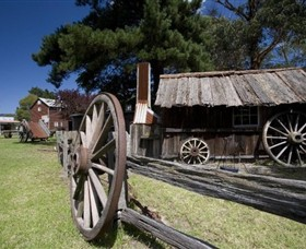 Old Gippstown - Tourism Gold Coast