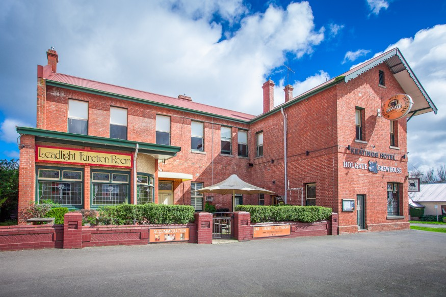 Holgate Brewhouse at Keatings Hotel - Tourism Gold Coast