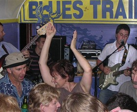 The Blues Train - Tourism Gold Coast