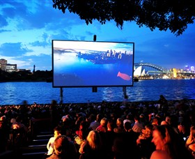 St George Open Air Cinema - Tourism Gold Coast