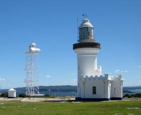 Point Perpendicular Lighthouse and Lookout - Tourism Gold Coast