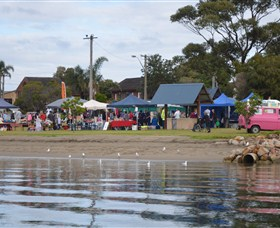 Greenwell Point Riverside Markets - Tourism Gold Coast