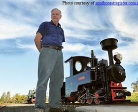Penwood Miniature Railway - Tourism Gold Coast