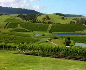 Crooked River Winery - Tourism Gold Coast