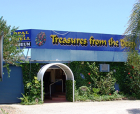 Treasures from the Deep - Opal and Shell Museum - Tourism Gold Coast