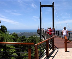 Sealy Lookout - Tourism Gold Coast