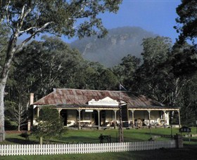 Newnes Kiosk - Tourism Gold Coast