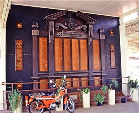 Toowoomba Railway Station Memorial Honour Board - Tourism Gold Coast