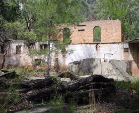 Newnes Shale Oil Ruins - Tourism Gold Coast