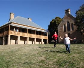 Hartley Historic Site - Tourism Gold Coast