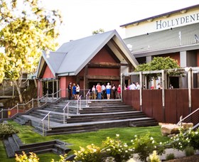 Hollydene Estate Wines and Vines Restaurant - Tourism Gold Coast