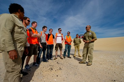 Aboriginal Tours and Sand Dune Adventures - Tourism Gold Coast