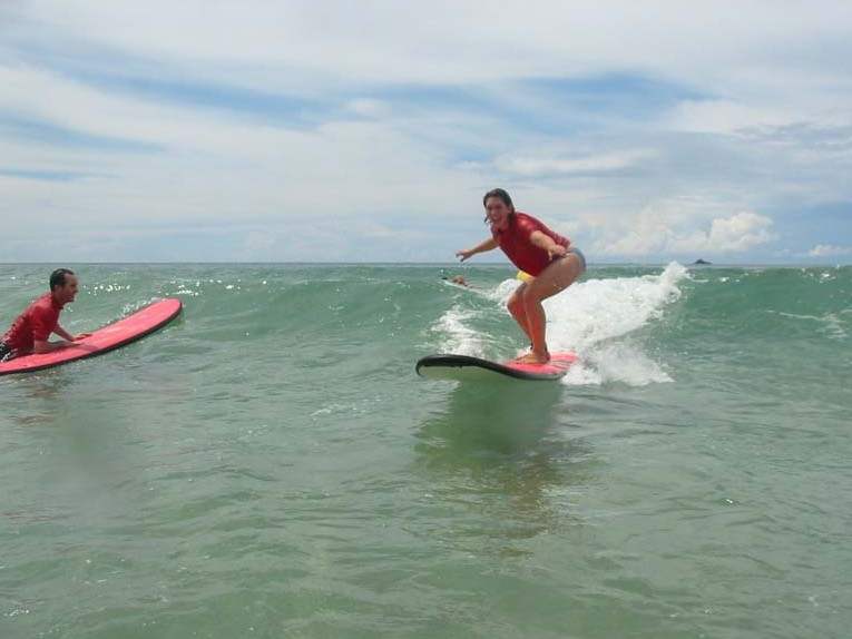 Byron Bay Style Surfing - Tourism Gold Coast
