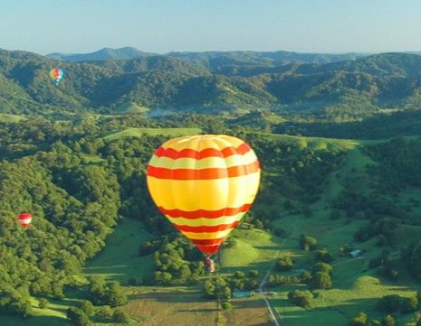 Byron Bay Ballooning - Tourism Gold Coast
