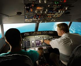 Jet Flight Simulator Sydney - Tourism Gold Coast