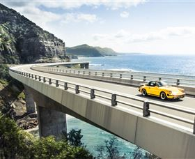 Cliff to Coast Sports Car Drives - Tourism Gold Coast