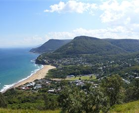 Bald Hill Lookout - Tourism Gold Coast