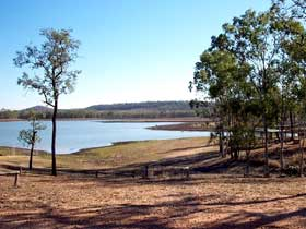 Theresa Creek Dam - Tourism Gold Coast