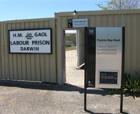 Fannie Bay Gaol - Tourism Gold Coast