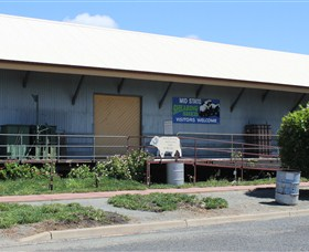 Mid-State Shearing Shed Museum - Tourism Gold Coast