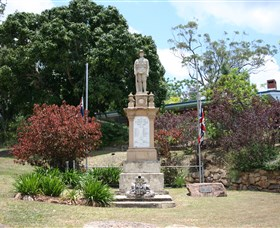 Herberton War Memorial - Tourism Gold Coast