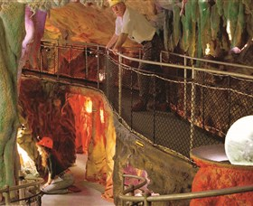 The Crystal Caves - Tourism Gold Coast