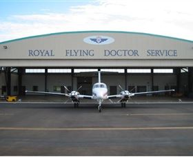 Royal Flying Doctor Service Dubbo Base Education Centre Dubbo - Tourism Gold Coast