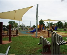 Livvi's Place Playground - Tourism Gold Coast
