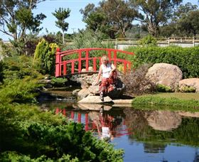 Wellington Osawano Japanese Gardens - Tourism Gold Coast