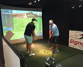 GolfTec - Tourism Gold Coast