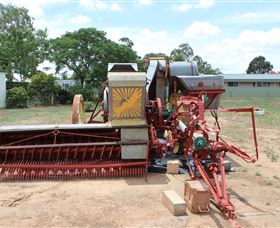 Ed's Old Farm Machinery Museum - Tourism Gold Coast