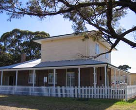 Restored Australian Inland Mission Hospital - Tourism Gold Coast